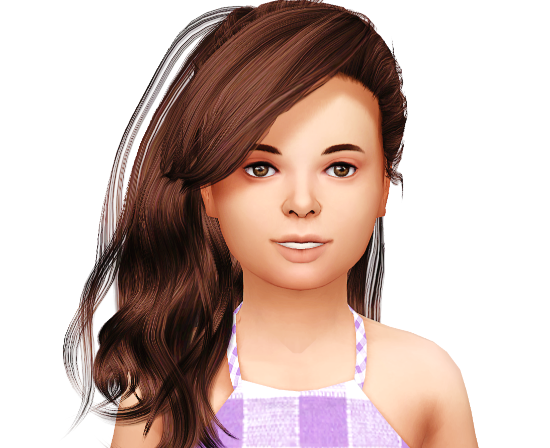 My Sims 4 Blog Hair Conversions For Kids By Simiracle