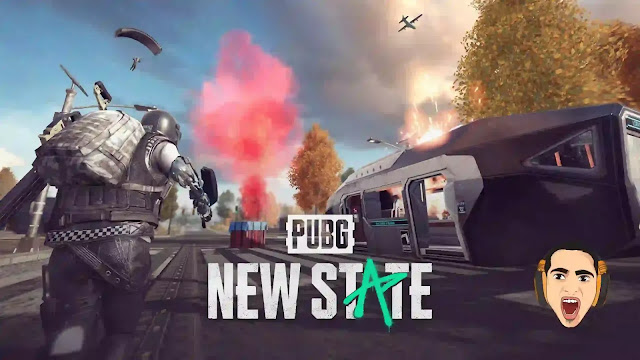 Pubg New State Ios