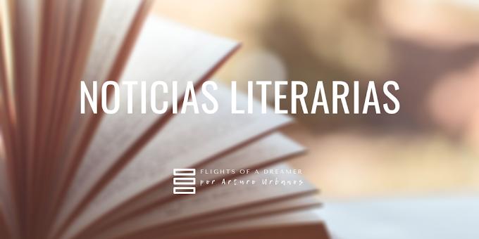 Noticias literarias | Nocturna, Kakao, Fandom Books, Onyx Editorial y otras novedades