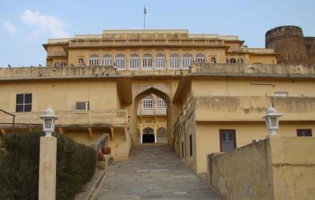 Akbar Fort Tourist Attraction Place Ajmer Rajasthan