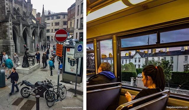 Transporte público em Dublin