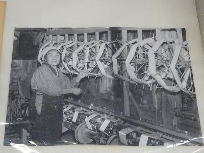 加藤志ゆんさんが戦後一人で牛首紬を守り続けた牛首紬