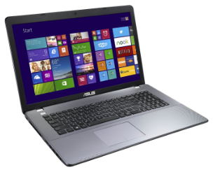 Asus P750L Drivers for windows 8 64bit and windows 10 64bit