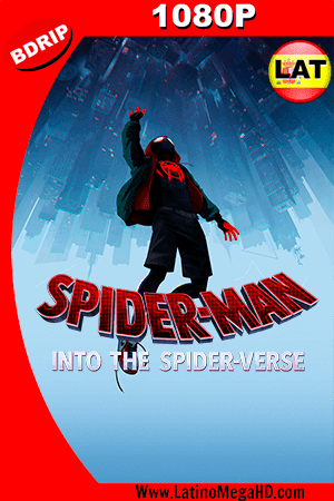 Spider-Man: Un Nuevo Universo (2018) Latino HD BDRIP 1080P - 2018