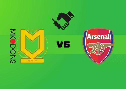 Milton Keynes Dons vs Arsenal  Resumen y Partido Completo