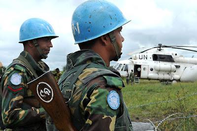 Pasukan PBB di Sudan Selatan