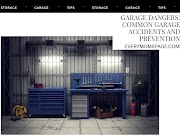 Garage Dangers: Common Garage Accidents and Prevention