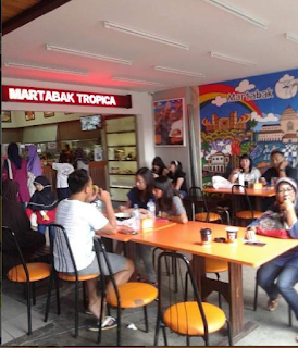 Kedai Martabak Tropica, Martabak Manis Paling Enak di Bandung