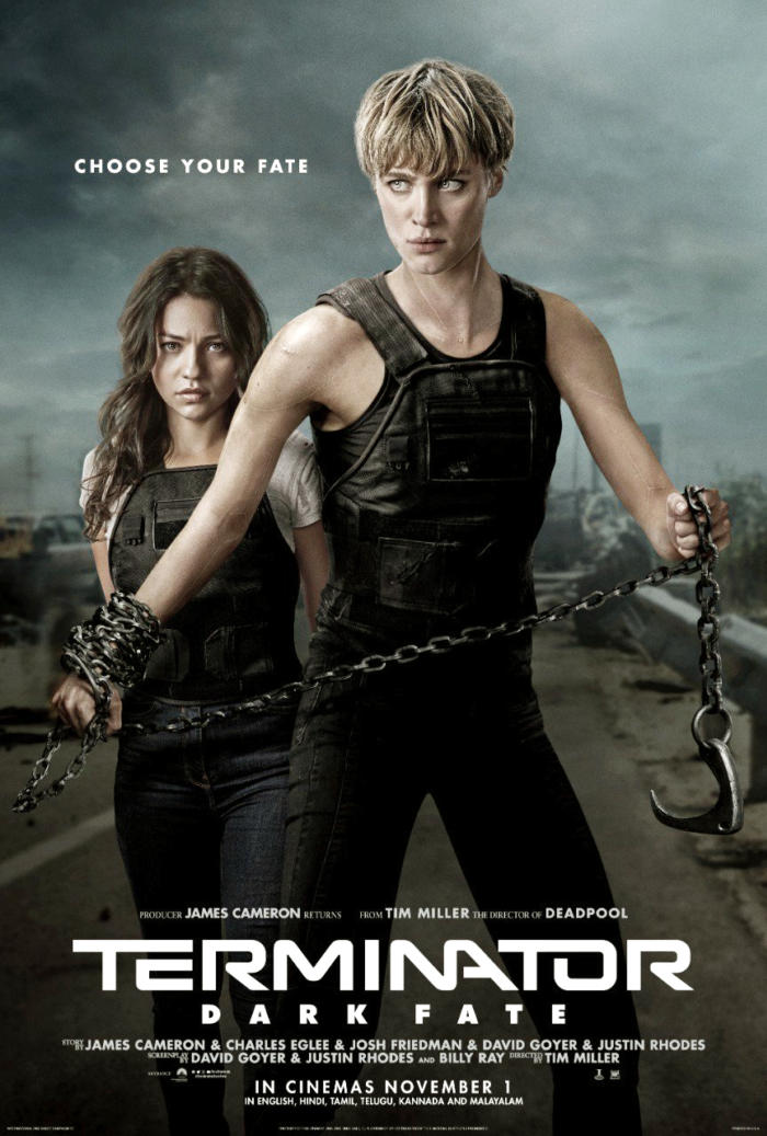 Terminator : Dark Fate New Awesome Poster