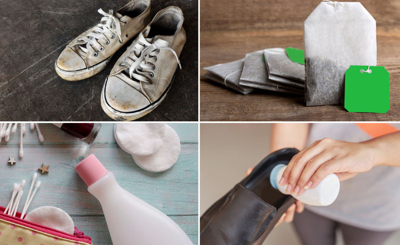10 Shoe Cleaning Hacks You'll Wish You Knew Sooner