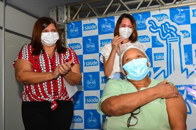 Delmiro Gouveia já tem 6.016 pessoas vacinadas; mais que o dobro de casos confirmados da Covid-19