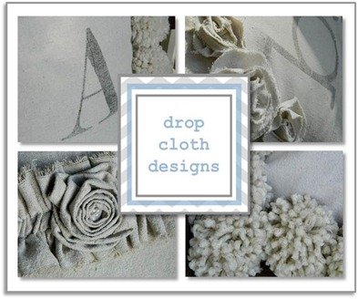 Drop Cloth Design Co. on Etsy