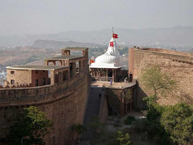 Chamunda devi temple Jodhpur