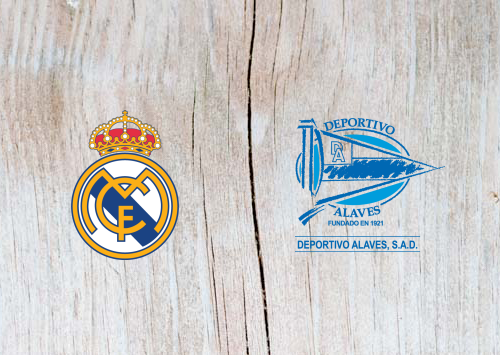 Real Madrid vs Alaves Full Match & Highlights 3 February 2019