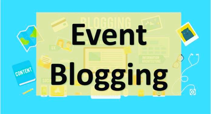 how to earn from event blogging