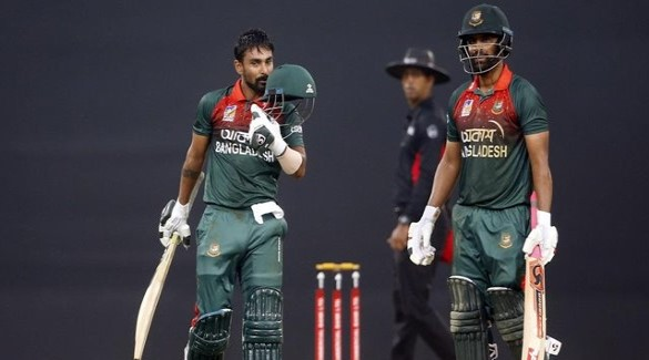 Bangladesh Have Won The 1st T20