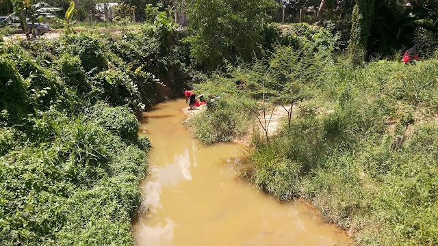 Ekspedisi Bukit Laka, bukit laka, sungai, sungai bukit laka, Program Lepas PT3