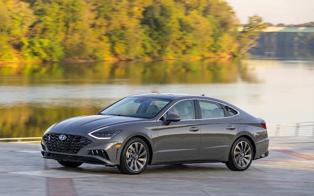 2020 Hyundai Sonata Begins Production