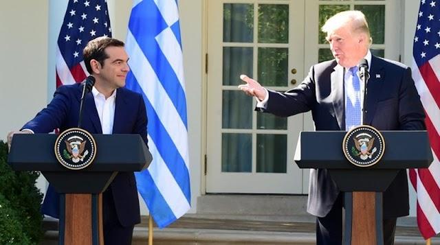 Guardian: Ο Τραμπ πούλησε πακέτο 2,4 δισ. δολαρίων για τα F-16 στη χρεοκοπημένη Ελλάδα