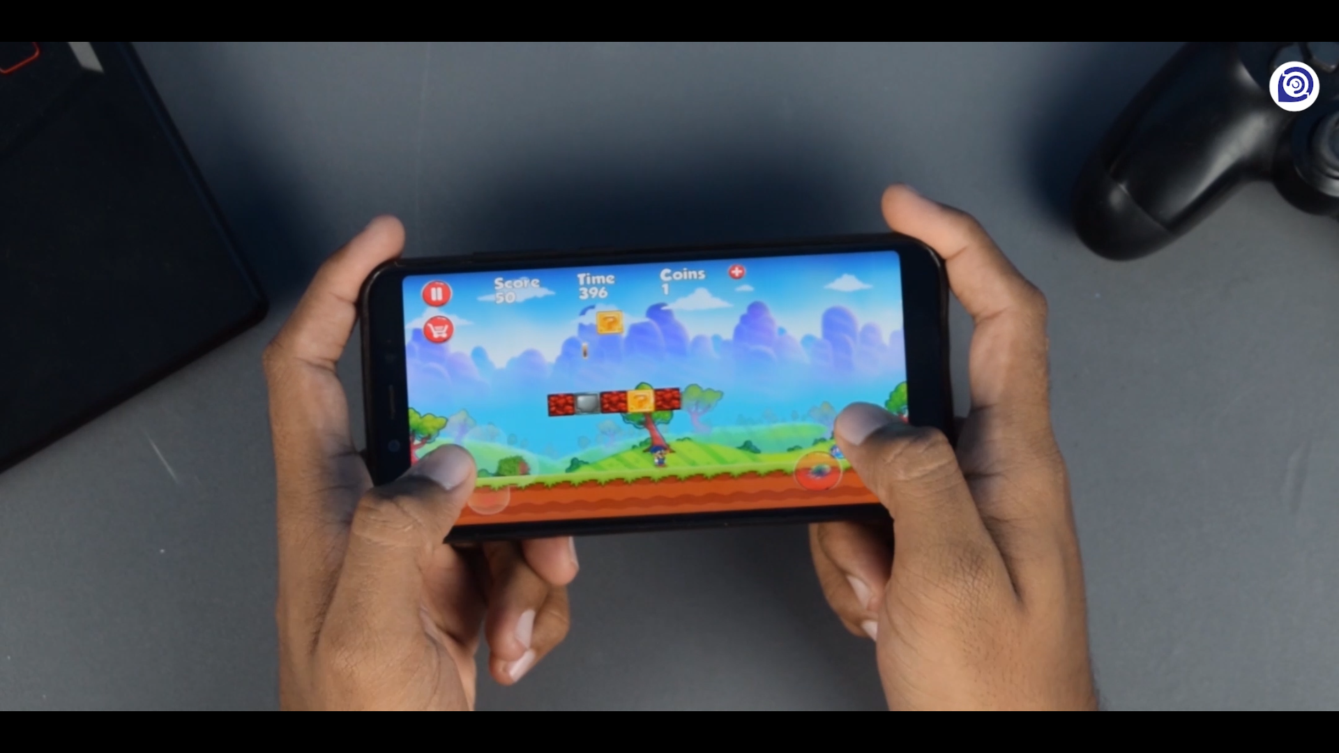 Old School Super Mario on Android?