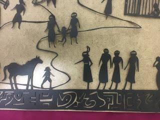 影織の切絵壁画⑪