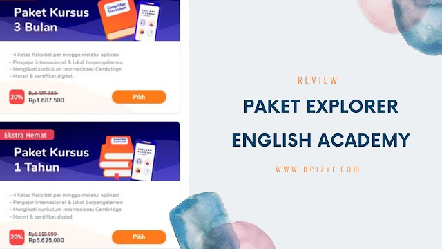 rekomendasi kursus bahasa inggris online