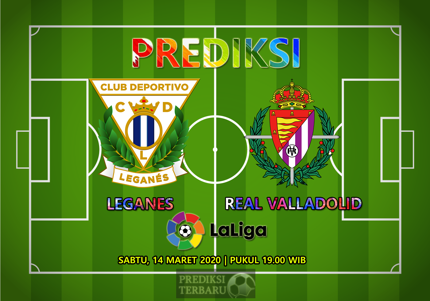Prediksi Leganes Vs Real Valladolid Sabtu 14 Maret