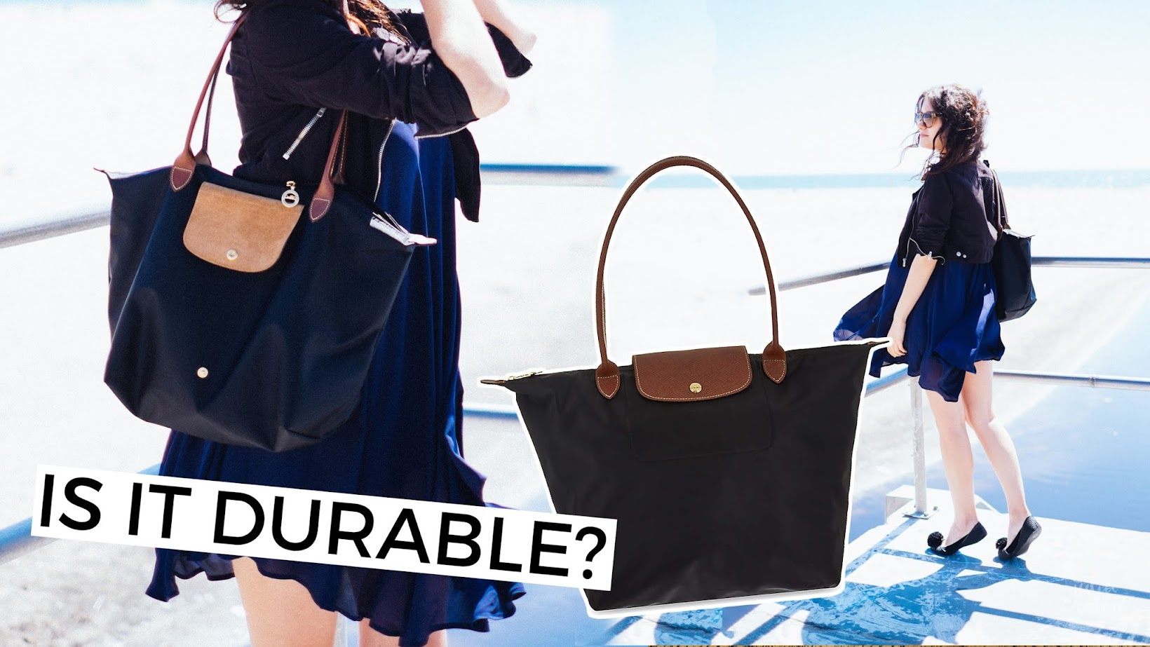 Julia Caban Blog: What's In My Bag Longchamp Le Pliage Tote ...
