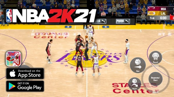 NBA 2K21 Mobile – DOWNLOAD (Android/iOS) – BETA (APK+OBB)