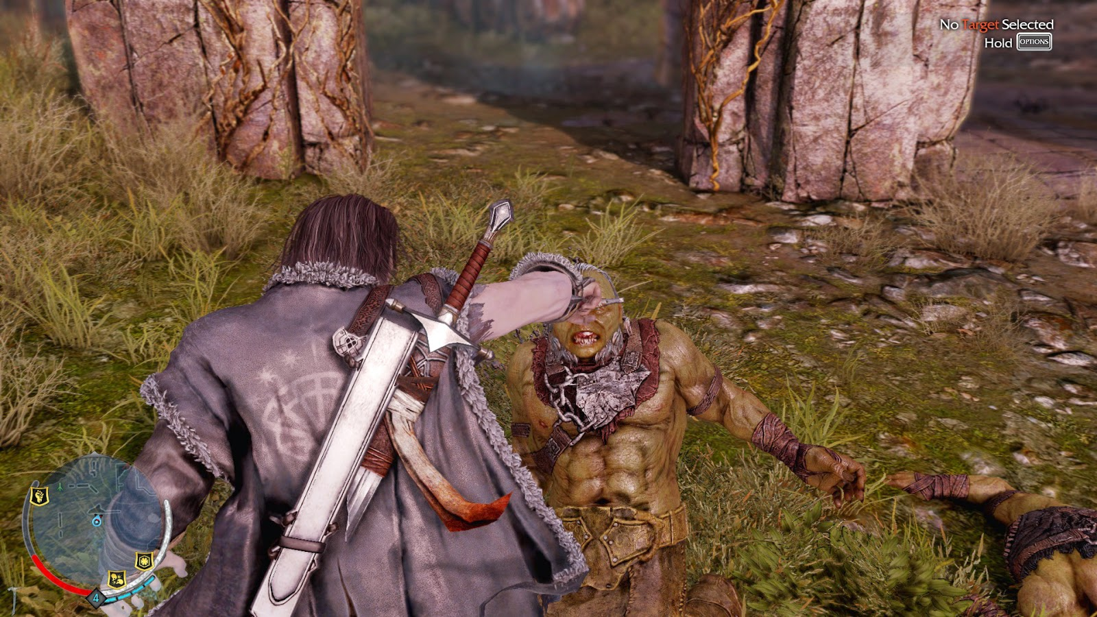 Middle Earth Shadow Of Mordor Ps4 Review Geek Of Oz