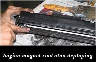 Laser toner blueprint hitam, hemat dan handal