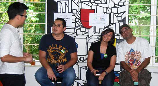 Malaysia Travel Bloggers Gathering