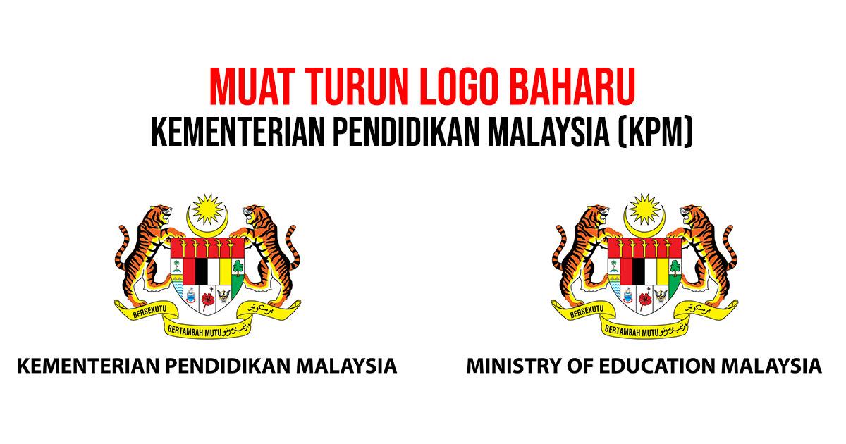 Muat Turun Logo Baharu Kementerian Pendidikan Malaysia Kpm Cikgu Share
