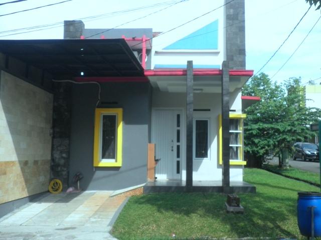 Rumah Hook Di Taman Udayana Sentul City (code:09) - Rumah ...