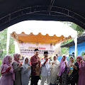 Pelantikan Ketua Pemuda Gampong Peurada Berlangsung Meriah