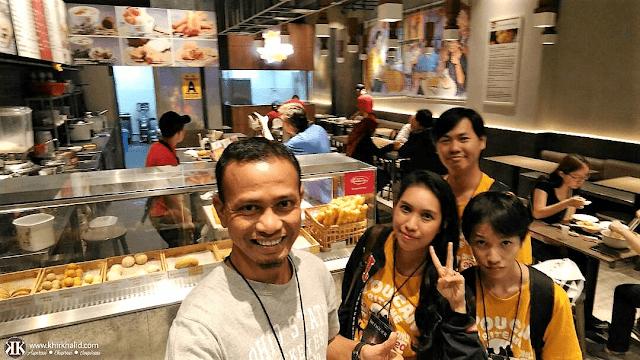 36-Hours Food Trail, Sky Avenue, Khir Khalid, Genting Highlands,