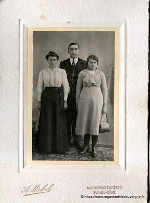 Ancienne photo de famille