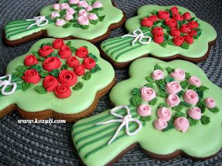 Глазурь для пряников и печенья, айсинг. Рецепт, приготовление и окраска