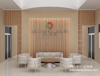 Jasa Design Lobby Kantor
