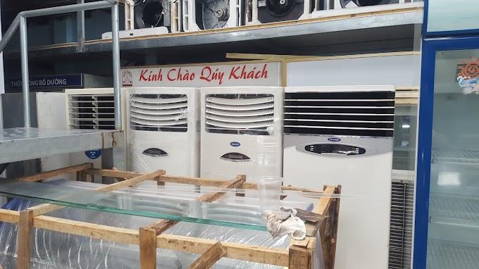 Thu mua máy lạnh tủ đứng 5Hp tại Huế