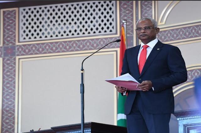 Presiden Baru Dilantik, Maladewa Bersiap Menjauh dari China