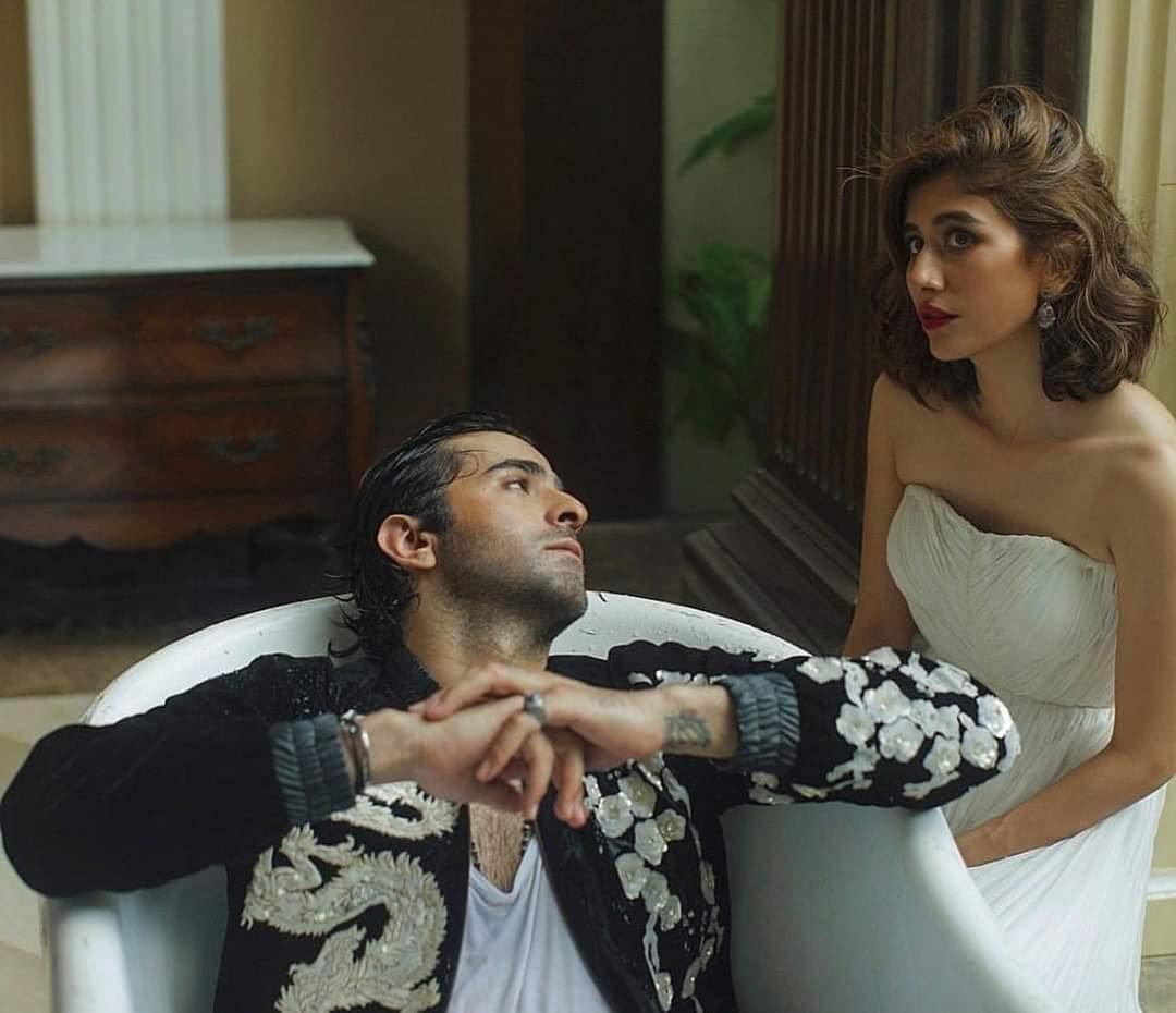 Sheheryar Munawar and Syra Yousuf