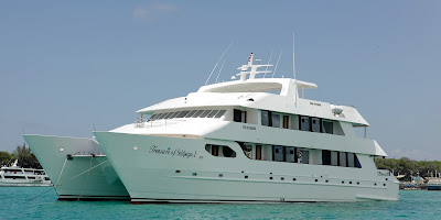 Crucero Catamarán Treasure of Galápagos