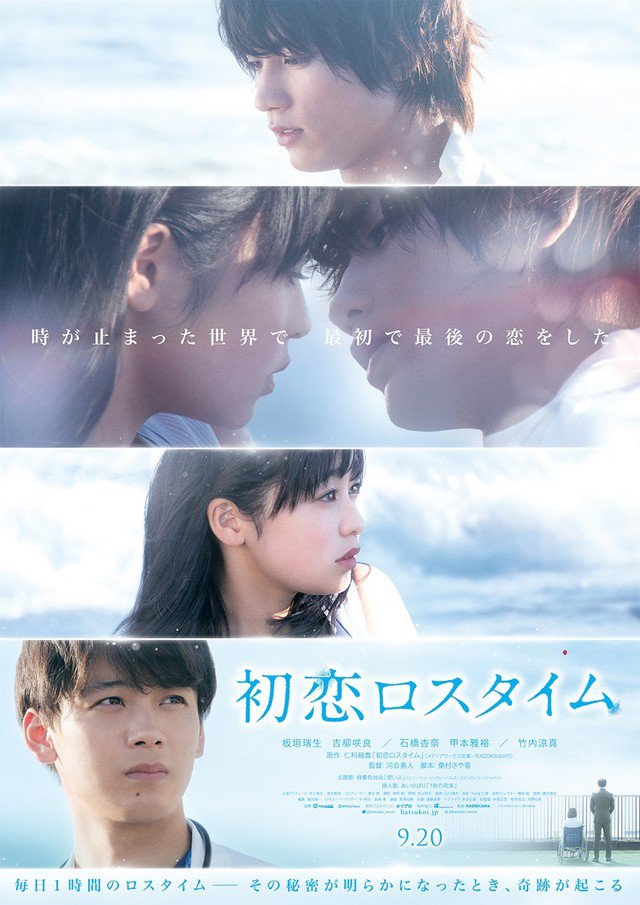First Love Loss Time (2019)