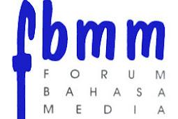 FBMM: Membangun Kecerdasan Cara Berbahasa Pelaku Media