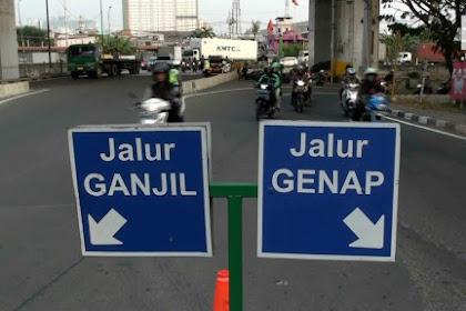 Seputar Peraturan Ganjil Genap di Jakarta : Jangan Sampai Salah Jalan Ya!