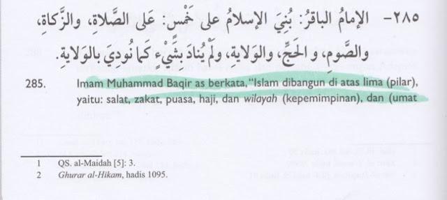 NO HOAX! Ini Bukti Rukun Syiah dan Rukun Islam Berbeda