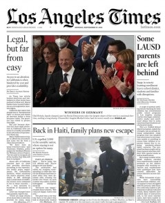 Read Online Los Angeles Times Magazine 27 September 2021 Hear And More Los Angeles Times News And Los Angeles Times Magazine Pdf Download On Website.