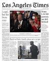 Los Angeles Times Magazine 27 September 2021