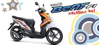 honda Beat, Motor Terlaris 2015